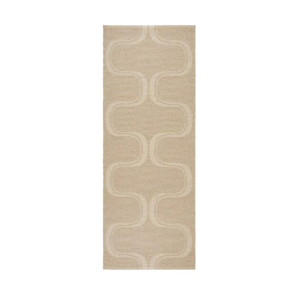 Vysoko odolný koberec Waves V0, 60x110 cm
