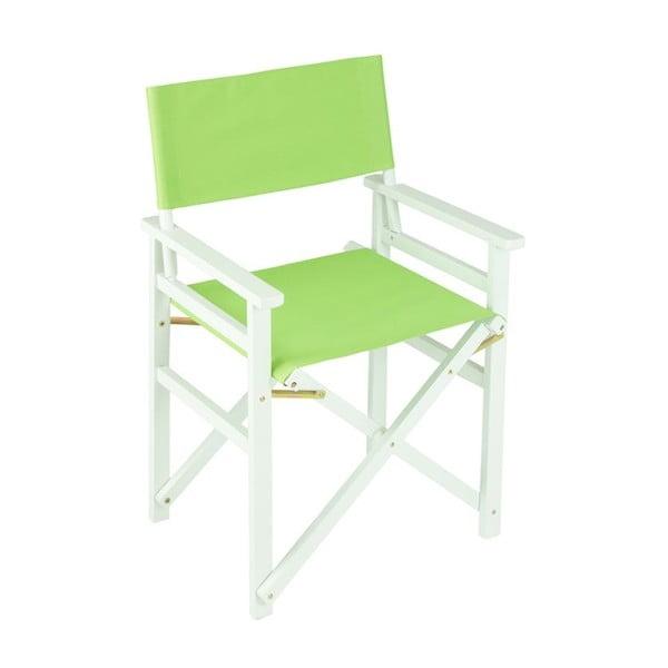 Kreslo Director Green, 69x50x46 cm