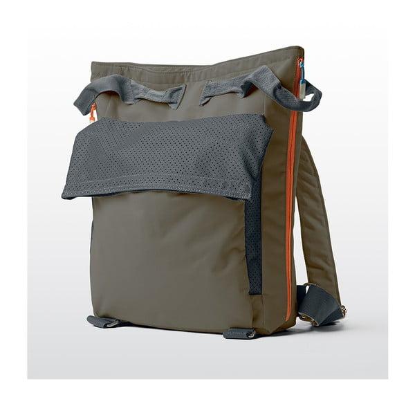 Plážová taška/batoh Tane Kopu 28 l, hnedá