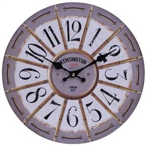 Hodiny Retro Clock 34 cm