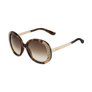 Slunečné okuliare Jimmy Choo Millie Havana/Brown