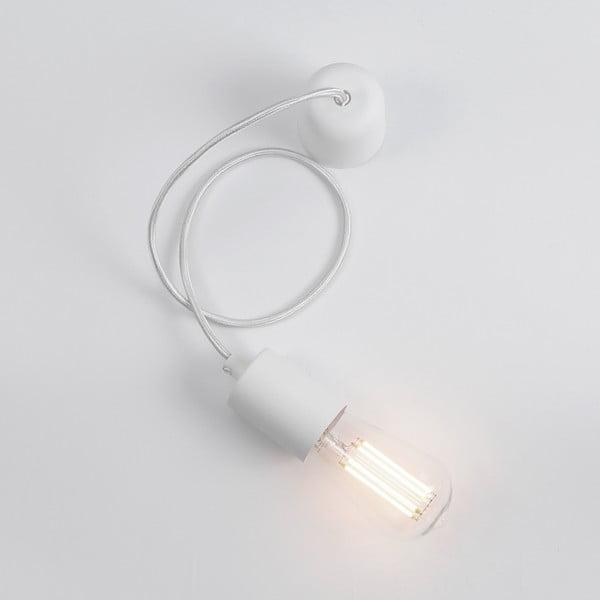 Biely závesný kábel Bulb Attack Cero