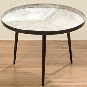 Odkladací stolík Boltze Tompan, ⌀ 60 cm