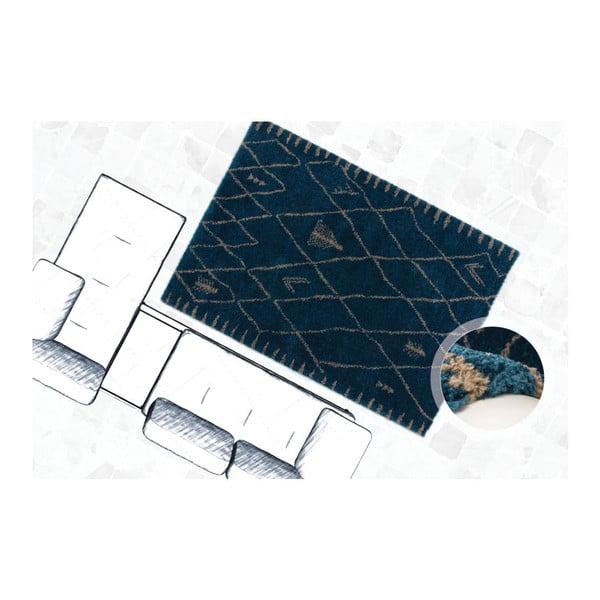 Koberec Trendsetter 99 Aqua, 80x150 cm