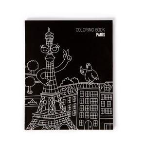 Notes s maľovankami Paris