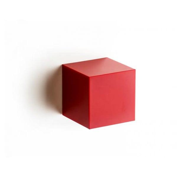 Nástenný box QUALY Pixel Box, červený