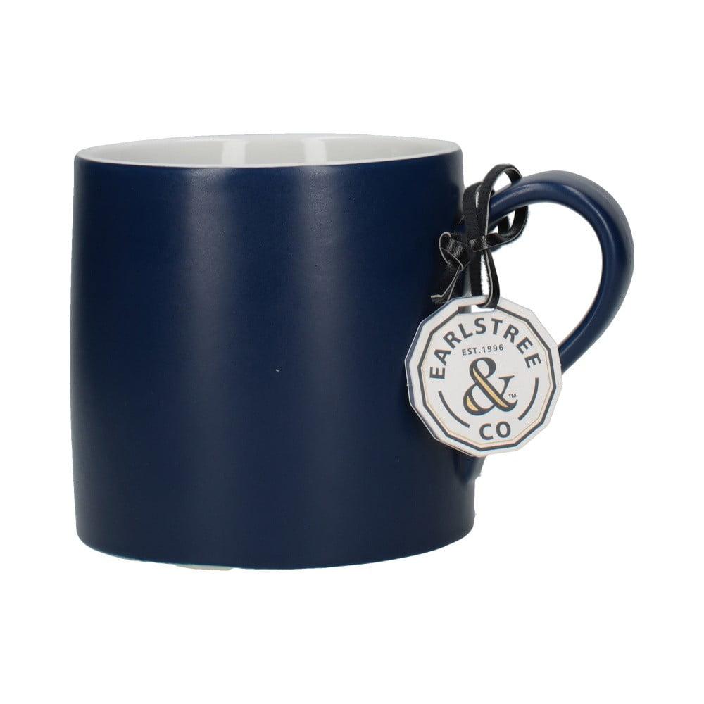 Modrý keramický hrnček Creative Tops Men's Earlstree, 350 ml