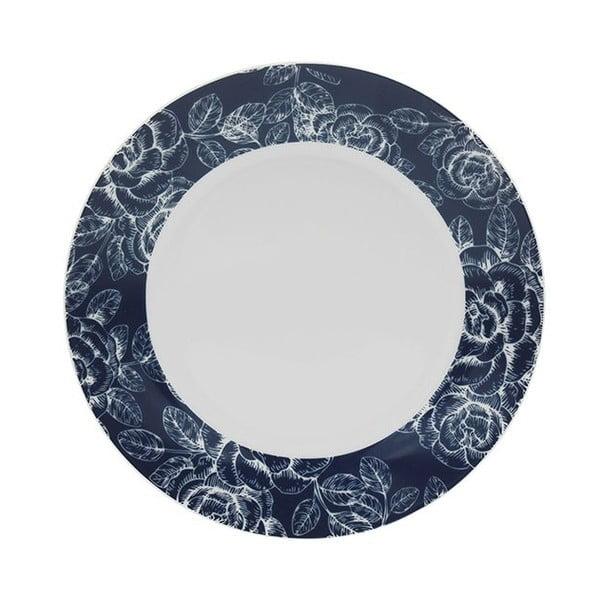 Dezertný tanier Tognana Blue Garden