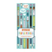 Sada ceruziek Chronicle Books People Pencils, 10ks