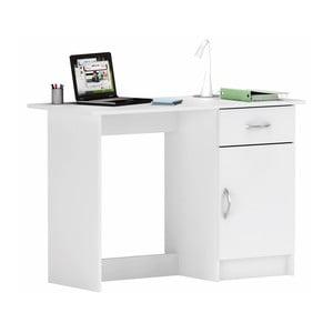 Biely pracovný stôl  Osiris