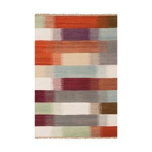 Vlnený koberec Kilim No.180, 60 x 90 cm