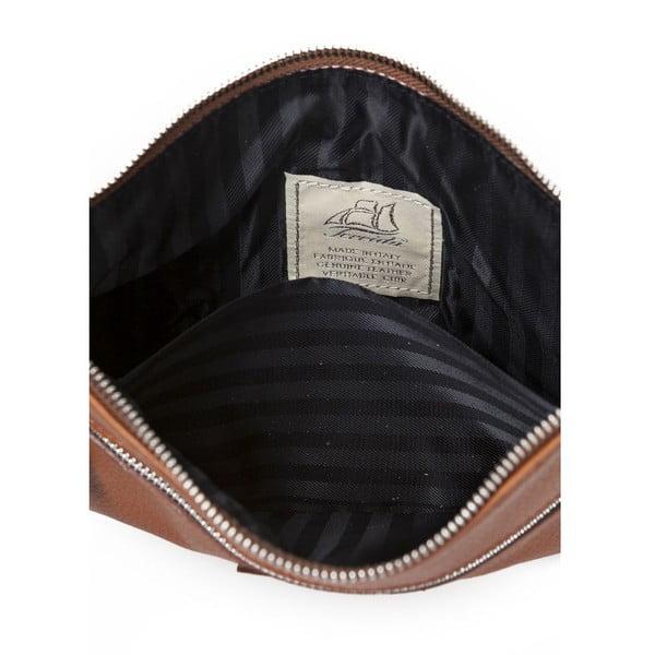 Listová kabelka Banard Cuoio