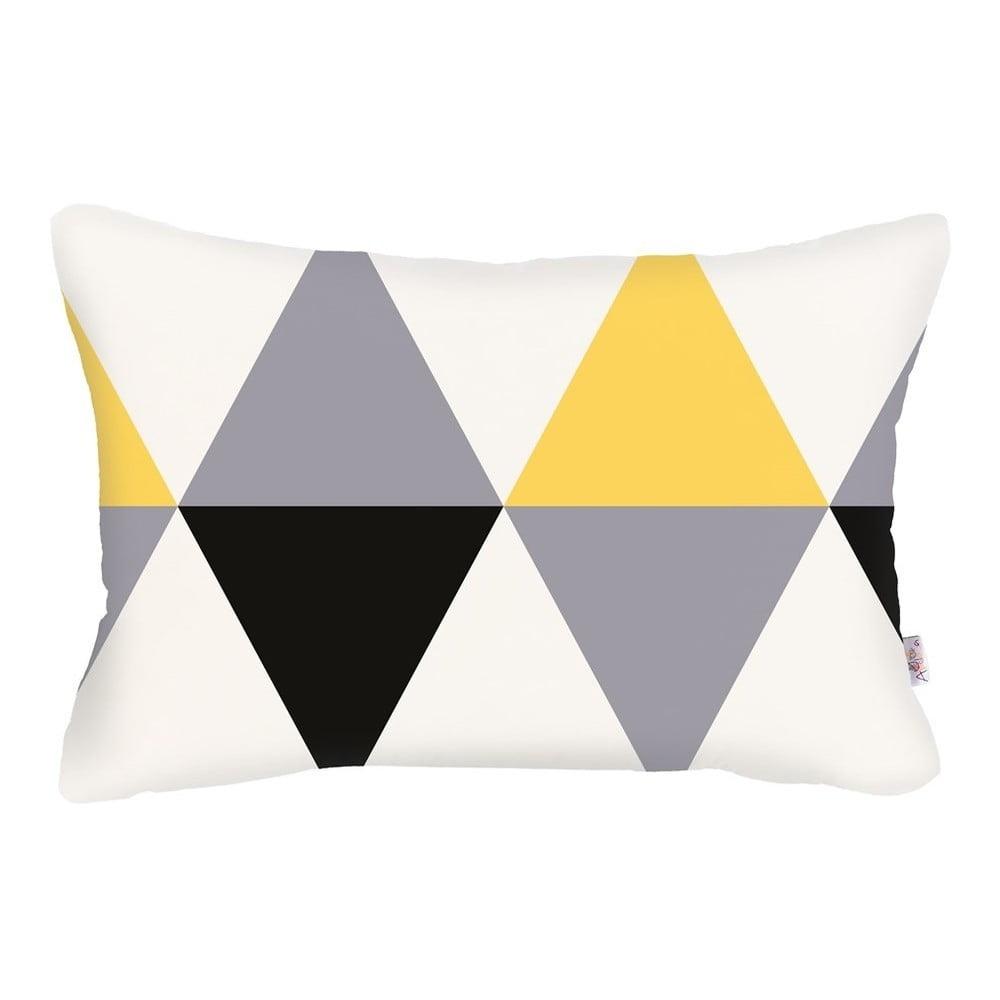 Obliečka na vankúš Simple Lemon, 31 × 50 cm