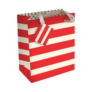 Darčeková taška Caroline Gardner Small Stripy