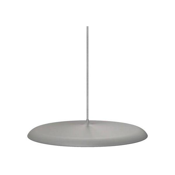 Závesné svetlo Nordlux Artist 40 cm, sivé