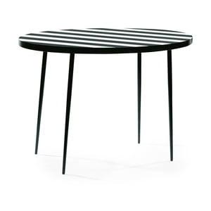 Odkladací stolík Miss Étoile Stripes, 51 cm