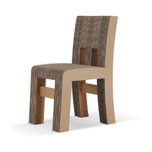 Kartónová stolička Campagnola Natural