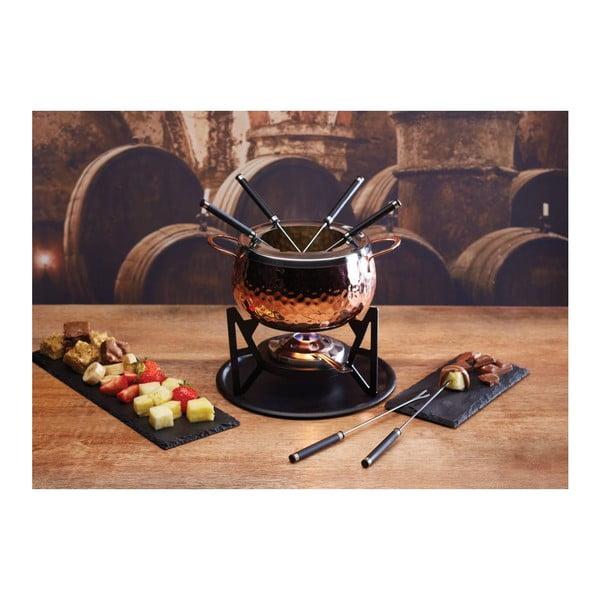 Sada na fondue Master Copper
