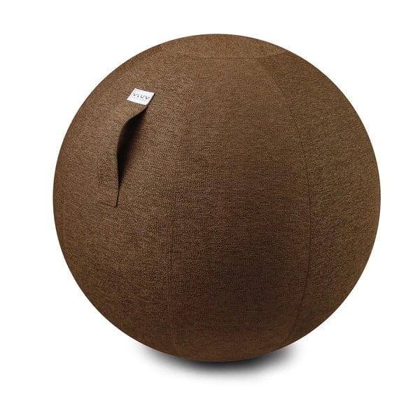 Lopta na sedenie VLUV 75 cm, hnedá