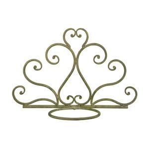 Kovový nástenný záves na kvetináč Esschert Design