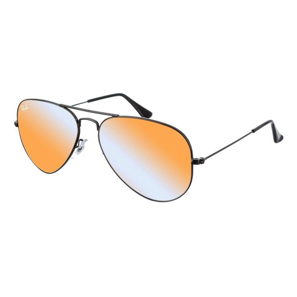 c600e9cd3 Slnečné okuliare Ray-Ban Aviator Black Sunrise   Bonami