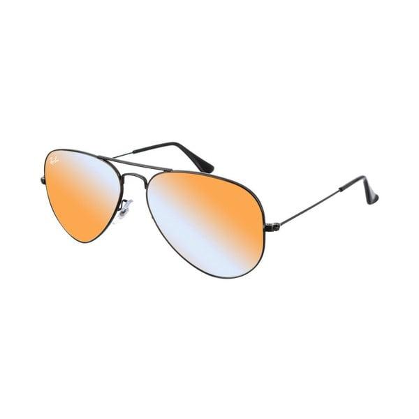 Slnečné okuliare Ray-Ban Aviator Black Sunrise