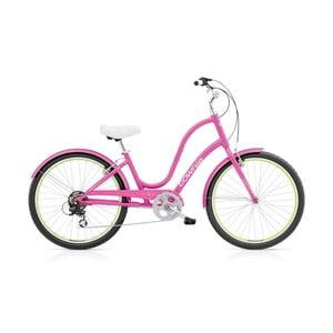 Dámsky bicykel Townie Original 7D Fuchsia