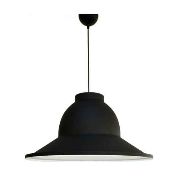 Stropné svetlo Skirt Black / White