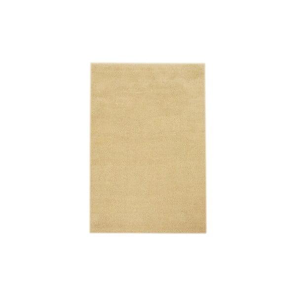 Vlnený koberec Kerima Beige, 140x200 cm