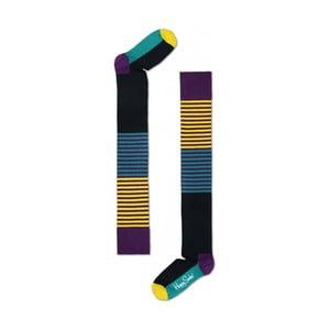 Nadkolienky Happy Socks Blocks, vel. 36-40