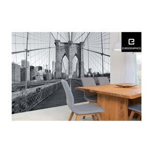 Veľkoformátová tapeta Eurographics Brooklyn Bridge NY