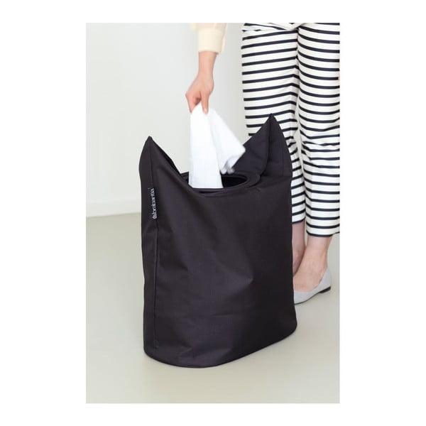 Taška na bielizeň Quick Black, 50 l