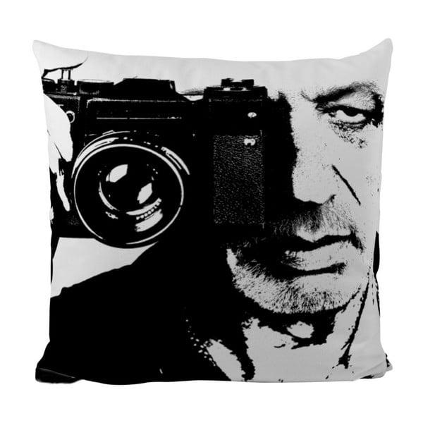 Vankúš Old Camera, 50x50 cm