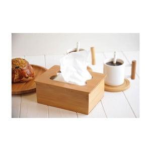 Bambusový box na vreckovky Viletta
