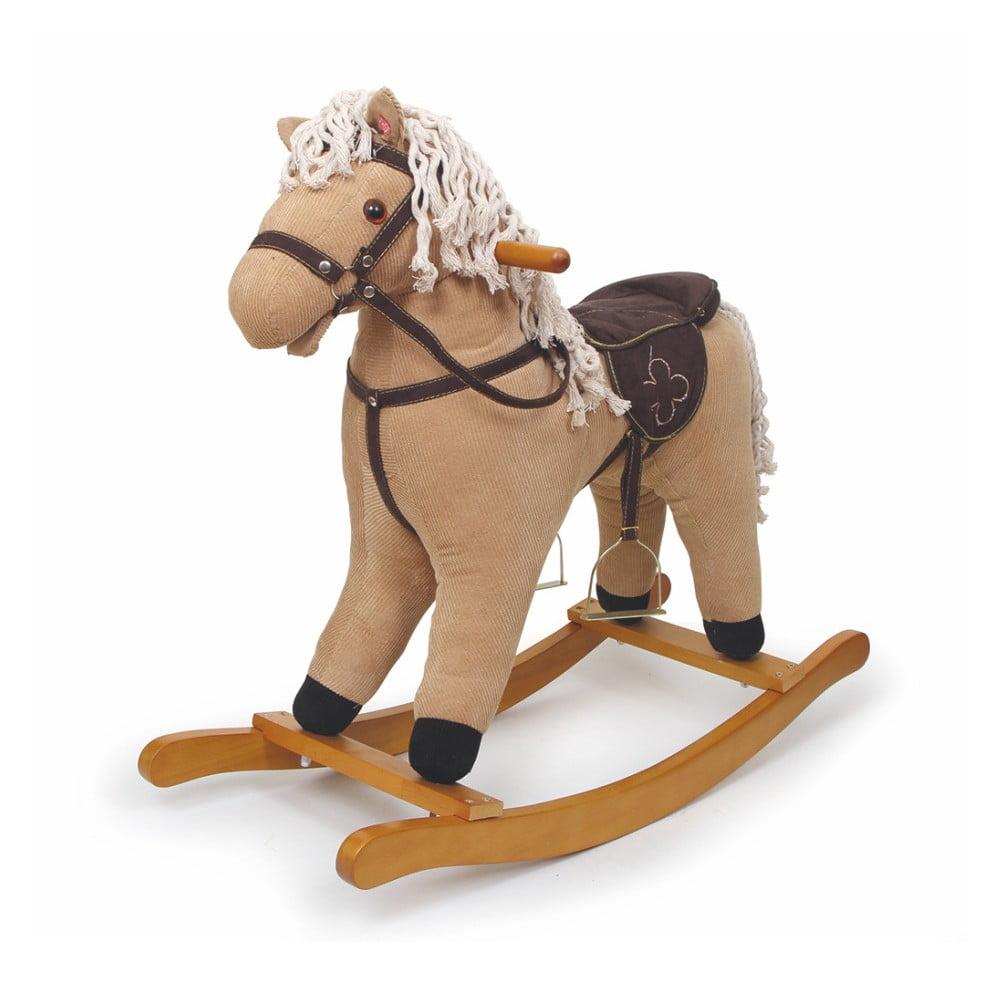 Hojdací koník pre deti Legler Rock