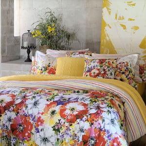 Obliečky s plachtou Colourful Flowers, 200x220 cm