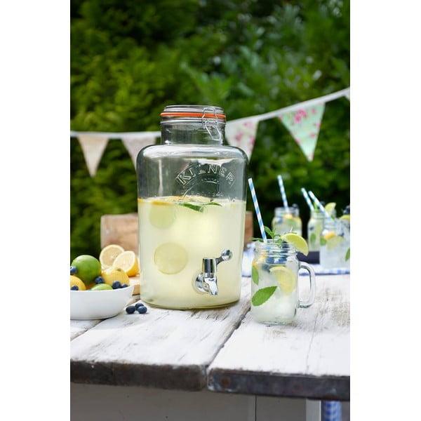Fľaša Kilner na likér s klipsom, 250 ml