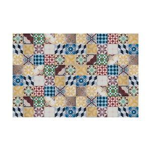 Vinylový koberec Mosaico Vintage, 133x200 cm