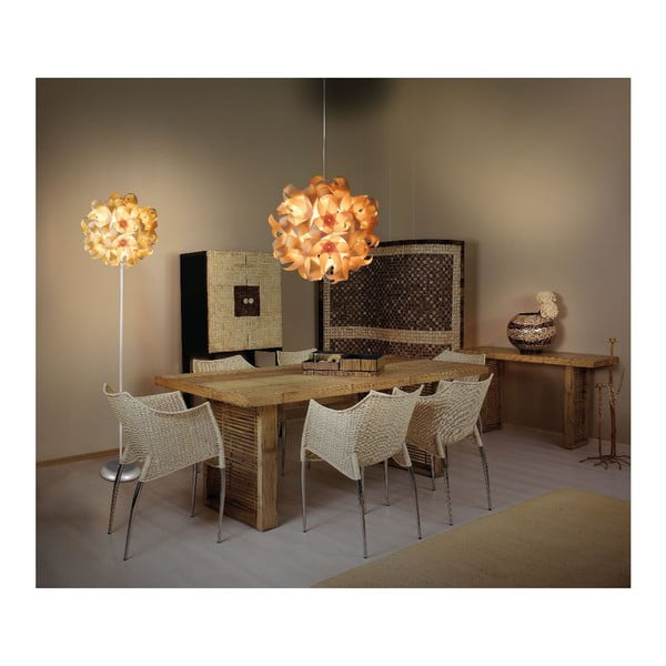 Stojacia lampa Round Maple