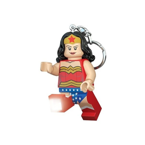 Svietiaca figúrka LEGO® DC Super Heroes Wonder Woman