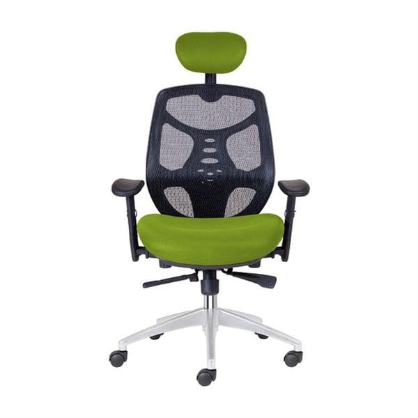 Kancelárske kreslo Norton XL, zelené