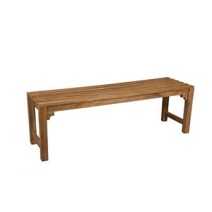 Záhradná lavica z teakového dreva Santiago Pons