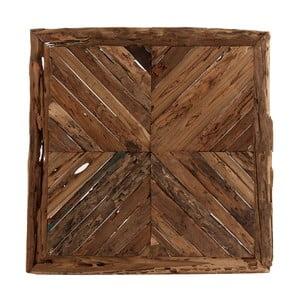 Nástenný dekoratívny panel z teakového dreva VICAL HOME Ruhno