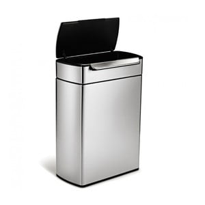 Dotykový odpadkový kôš na triedený odpad simplehuman  24/24 l