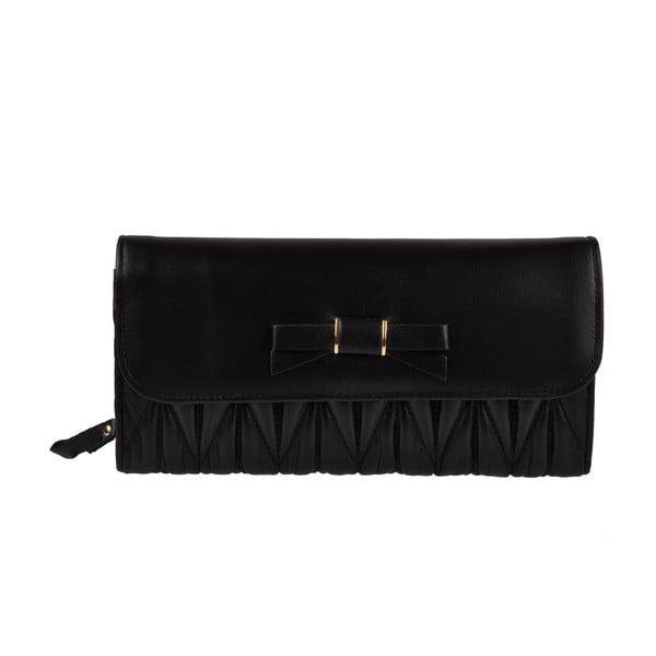 Listová kabelka  Tolosa Black