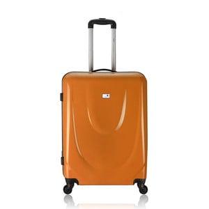 Cestovný kufor Weekend Orange, 75 l