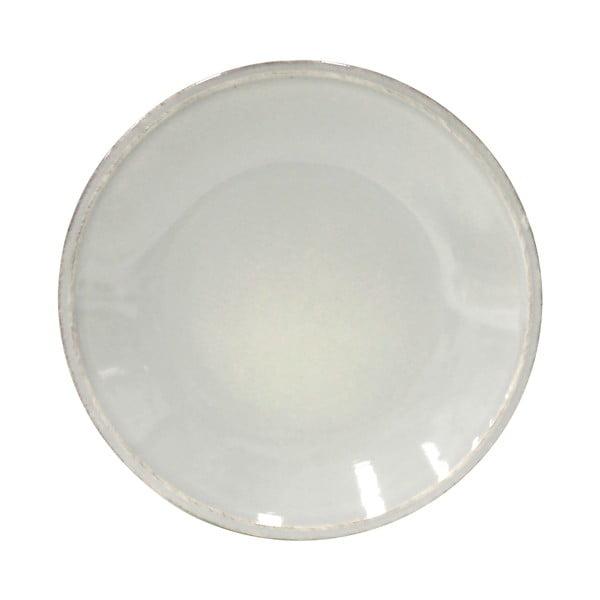 Sivý kameninový dezertný tanier Costa Nova Friso, ⌀22cm