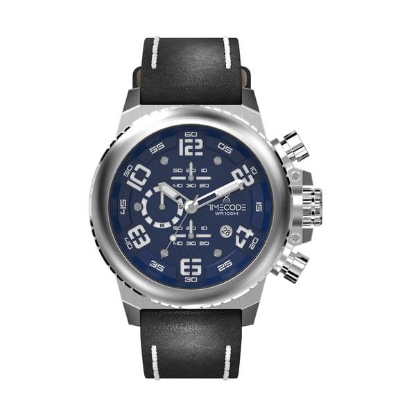 Pánske hodinky Everest 1953, Metallic/Blue