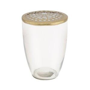Dekoratívna váza v zlatej farbe A Simple Mess Karen