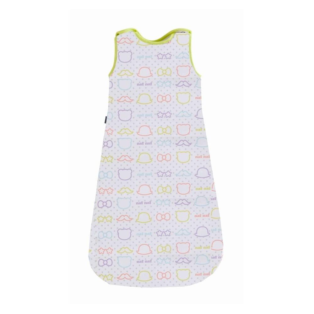 Detské spiace vrece zo 100% bavlny Naf Naf Party, dĺžka 70 cm